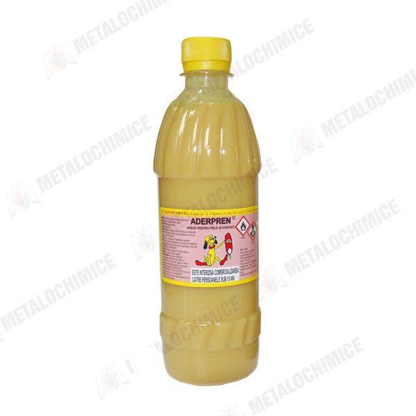 Aderpren adeziv cauciuc si piele 500 ml 2