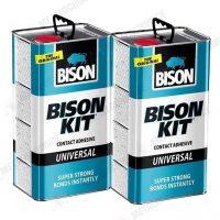Adeziv prenadez Bison Kit universal 45 Litri 2 bucati 1