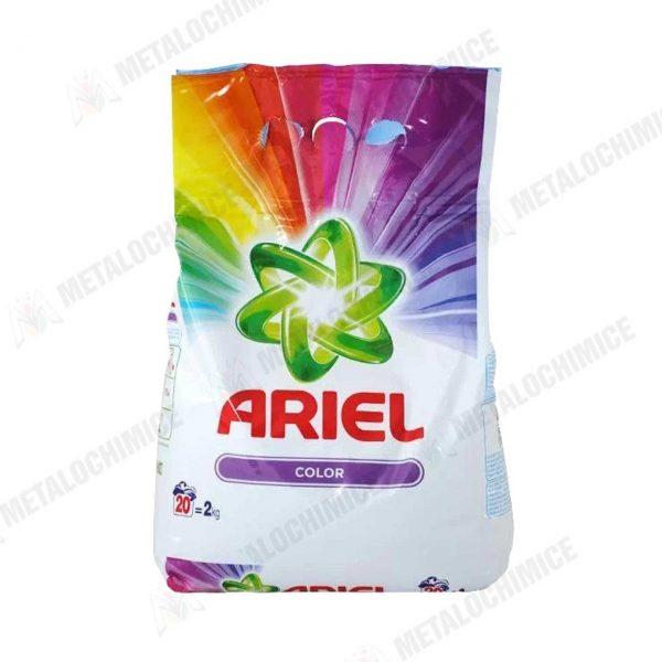 Ariel Color automat 2 kg 3buc Lenor 1L Spring Moonlight Floral 2