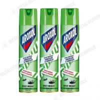 Aroxol Spray de gandaci si furnici 400 ml 3 bucati 1