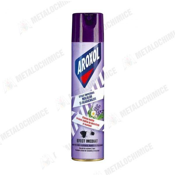 Aroxol Spray lavanda molii si acarieni 250ml 6 bucati 2