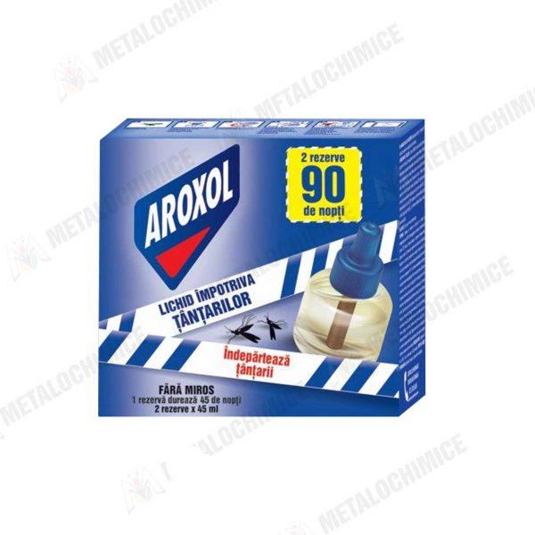 Aroxol tantari rezerva lichida 2 X 35 ml 4 cutii 2