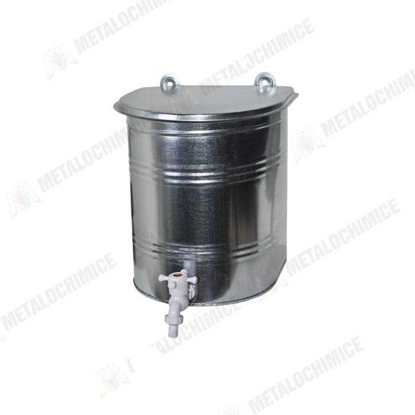 Bazin apa cu robinet 10L 1