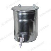 Bazin apa cu robinet 22L 1