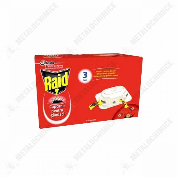 Capcane gandaci Raid 5