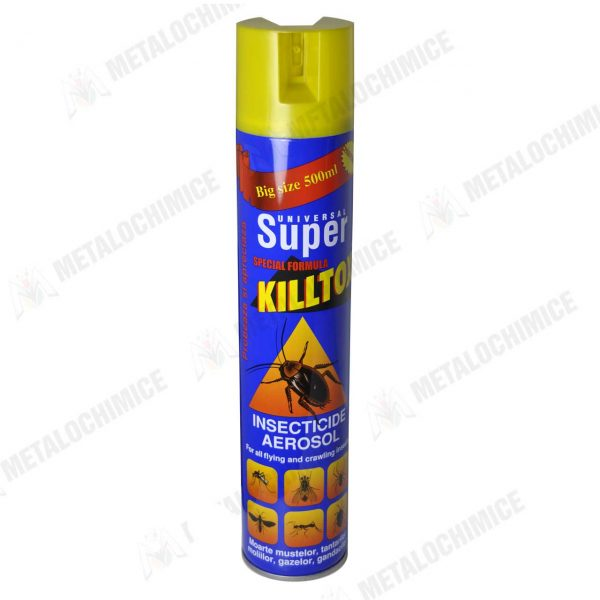 Insecticid universal Killtox Spray 500 ml 6 bucati 2
