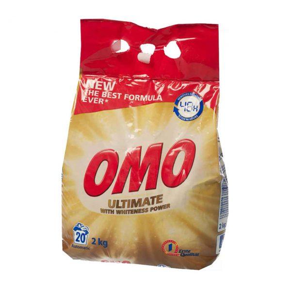 OMO Ultimate detergent automat 2kg 2