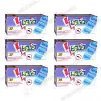 Spira tablete pastile anti tantari 30 buc 6 cutii 1