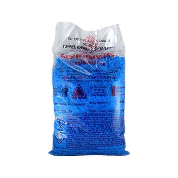 Sulfat de Cupru PIATRA VANATA 1 kg 1