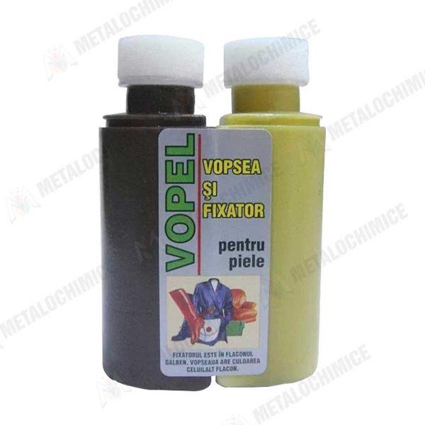 Vopsea Vopel maro 2buc Acetona 4buc Dischete curatat 1buc 3