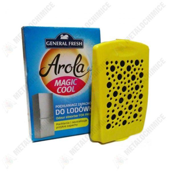 Absorbant miros frigider Arola Magic cool