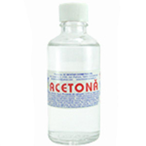 Pachet 24 bucati - Acetona, dizolvant, 24 x 50ml