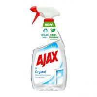ajax crystal clean solutie spalat geamuri cu amoniac 500 ml 2