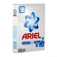 ariel touch of lenor fresh detergent manual la cutie 7 spalari 450 g 2 1