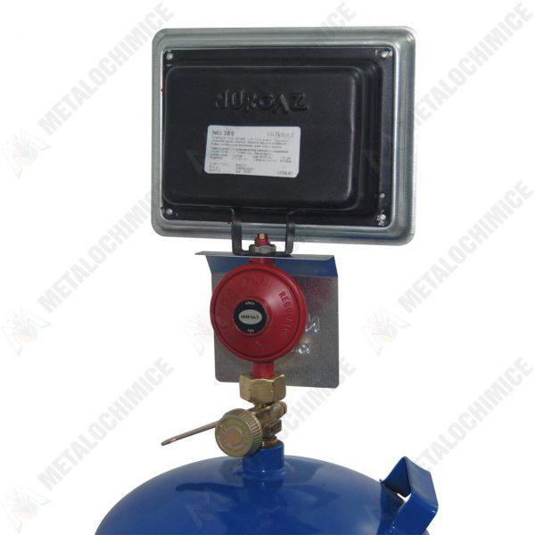 Arzator cu gaz 1500W