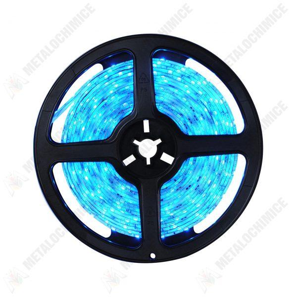 banda-led-12v-albastra-interior-5m-siliconata-autoadeziva-1