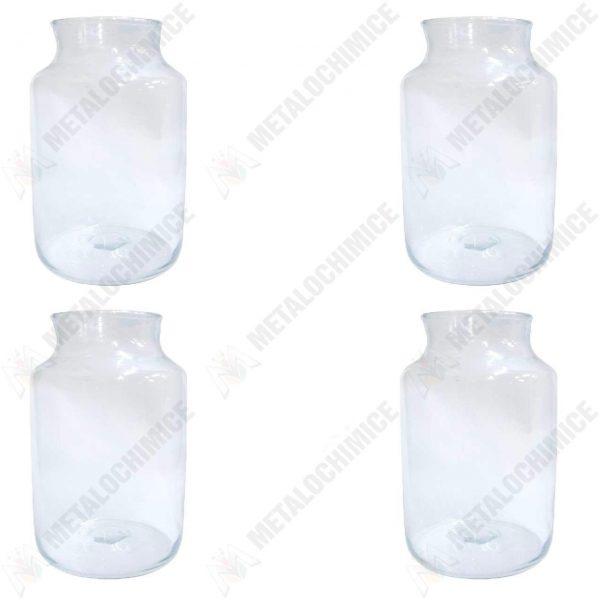 borcan din sticla 15 litri 4 buc