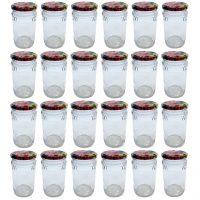 Borcan 370 ml Bax 24 bucati  din categoria Borcane, peturi si sticle