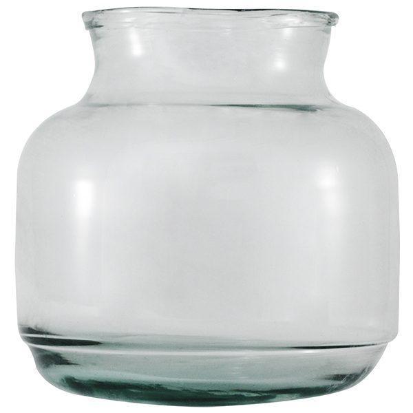 BAX 4 bucati - Borcan 5 litri, Gura larga, Borcane din sticla + 4 bucati Celofan alimentar 45cm x 1m + Sfoara alba bumbac 100g + 140 bucati elastice