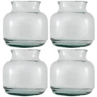 BAX 4 bucati - Borcan din sticla 5 litri, gura mare  din categoria Borcane, peturi si sticle