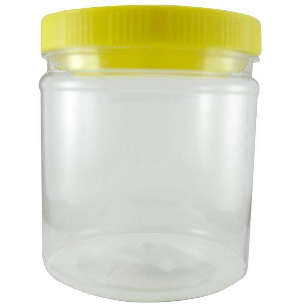 borcan pet din plastic etans 2