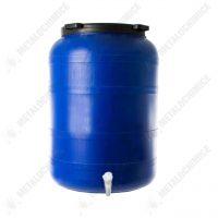 Butoi plastic 200 L cu robinet  din categoria Butoaie plastic
