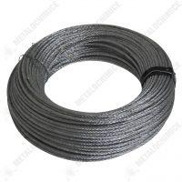 Cablu otel 4 mm  din categoria Diverse feronerie