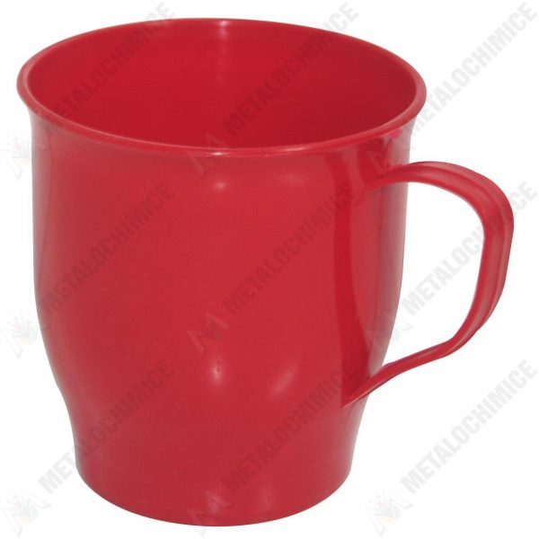 Cana ceai din plastic