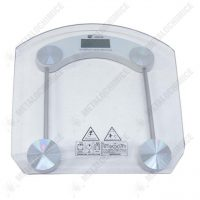 Cantar de baie electronic din sticla, 180 kg  din categoria Cantare