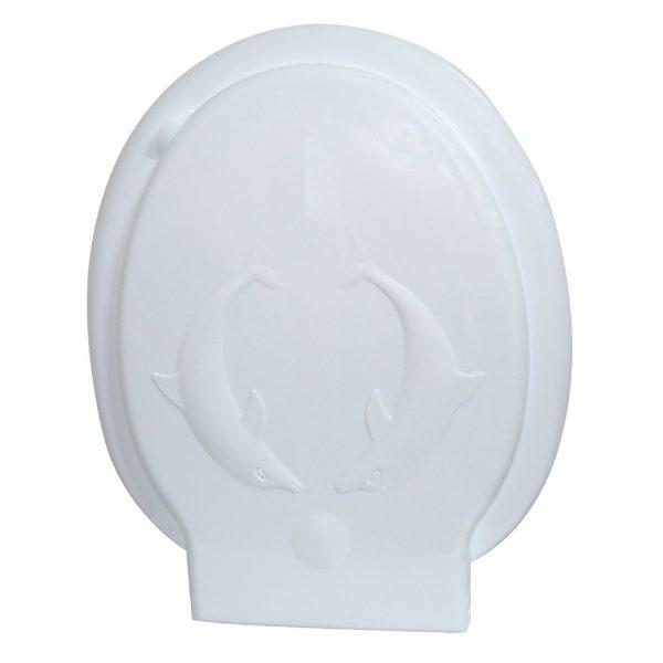 capac wc plastic alb 1