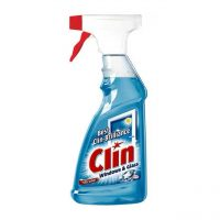 clin solutie spalat geamuri cu alcool 500 ml 2
