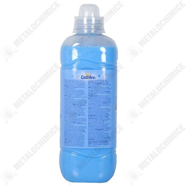 Balsam de rufe Coccolino Blue Splash, 1050ml
