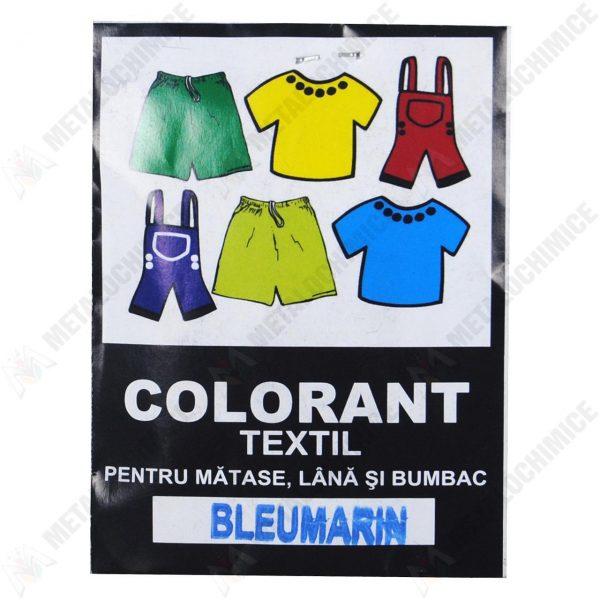 Colorant textil, Bleumarin, 10 g