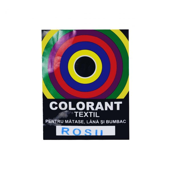 colorant textil galus rosu 10g 1