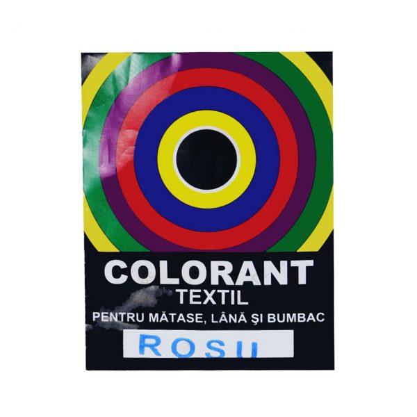 colorant textil galus rosu 10g 2