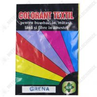 Colorant textil, Grena, 10g  din categoria Colorant textil