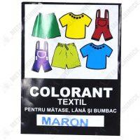 colorant textil maron 1
