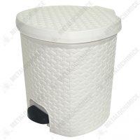 Cos gunoi cu pedala 18L  din categoria Cosuri si pubele de gunoi