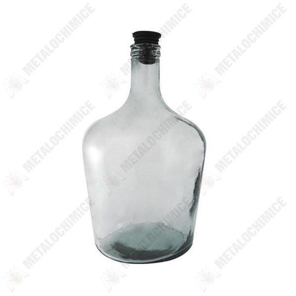 damigeana 10 litri in cos plastic si dop cauciuc 2