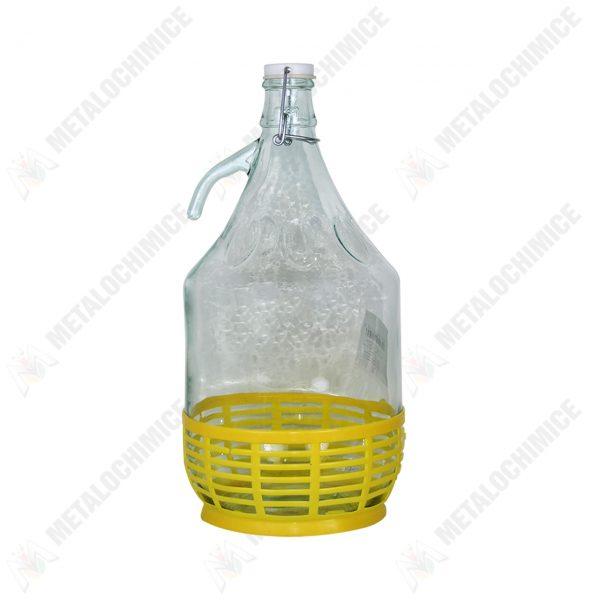 damigeana 5 litri cu dop etans 1