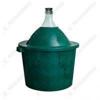 damigeana 54 litri in cos plastic cu dop 1