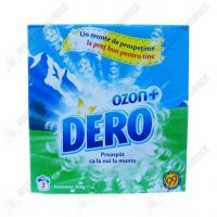 Dero Ozon+ Detergent automat Roua Muntelui, 3 spalari, 300 g  din categoria Detergenti rufe