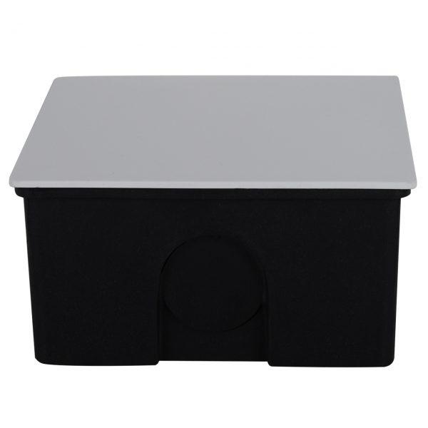 Doza de perete legatura patrata 10 cm x 10 cm x 5,5 cm