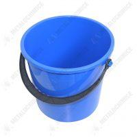 galeata plastic 5l albastra 2