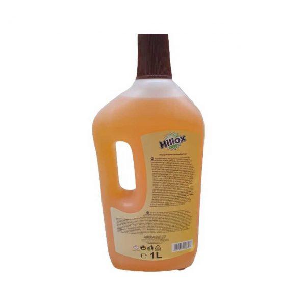 hillox detergent pentru pardoseli din lemn 1 l 2