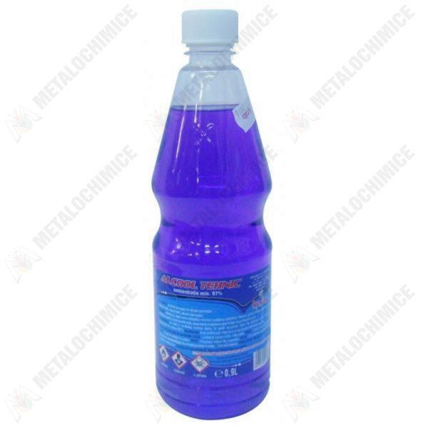 kynita alcool tehnic 0 9l concentratie 97 1