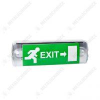 lampa exit semnalizare iesire de siguranta 2