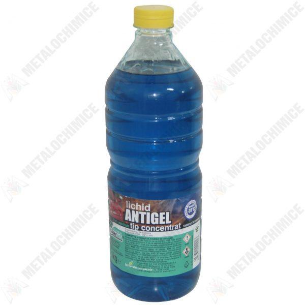 Antigel albastru 1L  din categoria Alcooluri si antigeluri
