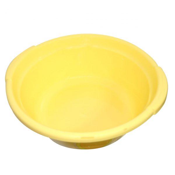 Lighean plastic cu manere, 12 L