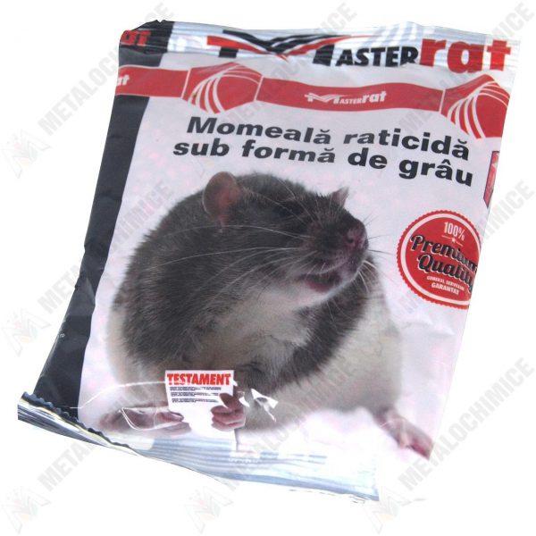 Otrava soareci rosie master rat 150g